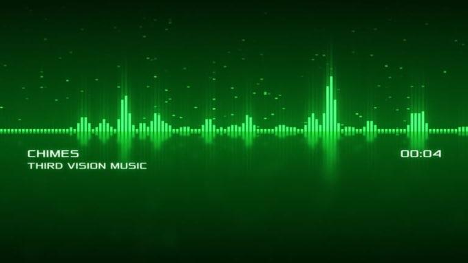 Chimes 60 Wav 16__MusicVisual_720p