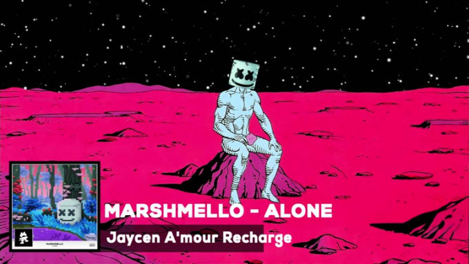 Marshmello - Alone Jaycen Amour Recharge