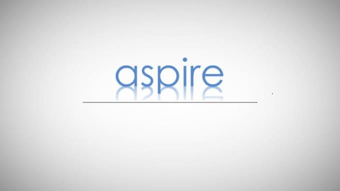 Aspire Intro 2