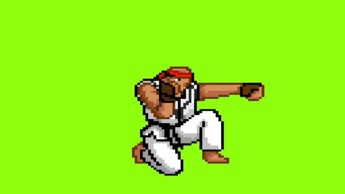 Ryu Solo Moves