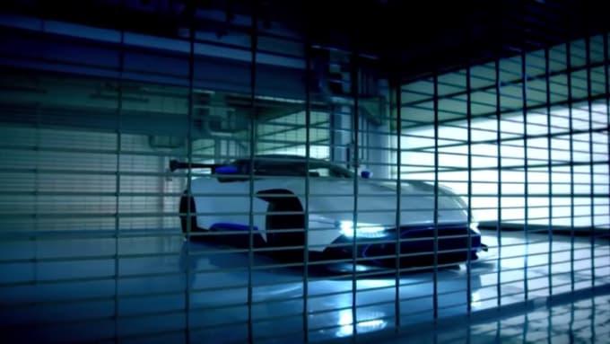 Chris Harris In The Aston Martin Vulcan - Top Gear- Series 23 - BBC
