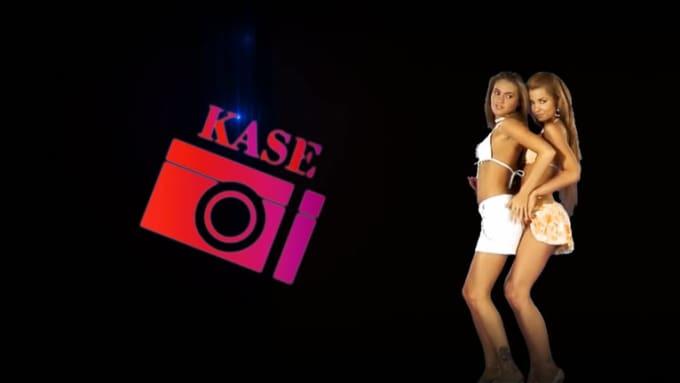 two girls dance KASE 1080p