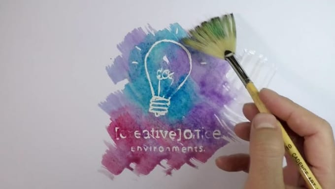 watercolor video 9887552