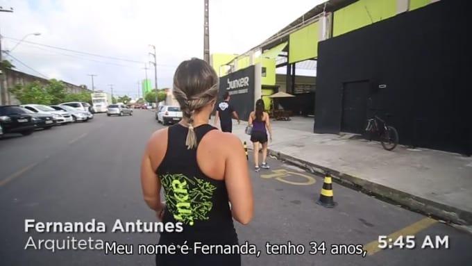 Conheça a história da Fernanda e saiba como o Crossfit a ajudou_BR