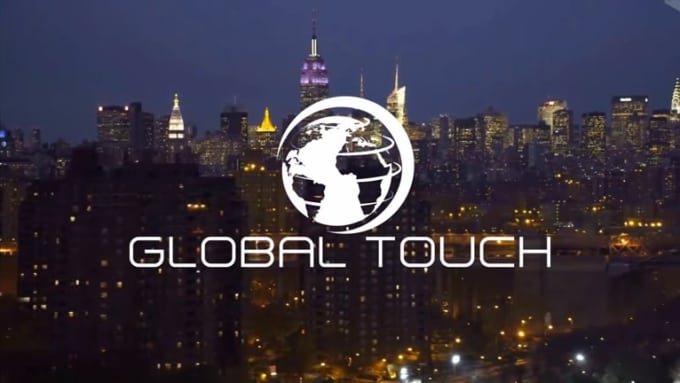 GLOBAL TOUCH LAUNCH NYC-HDX1 new audio