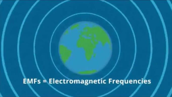 Blushield EMF protection video - YouTube