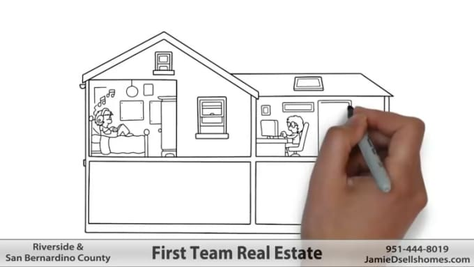 Real Estate Video Animation 2