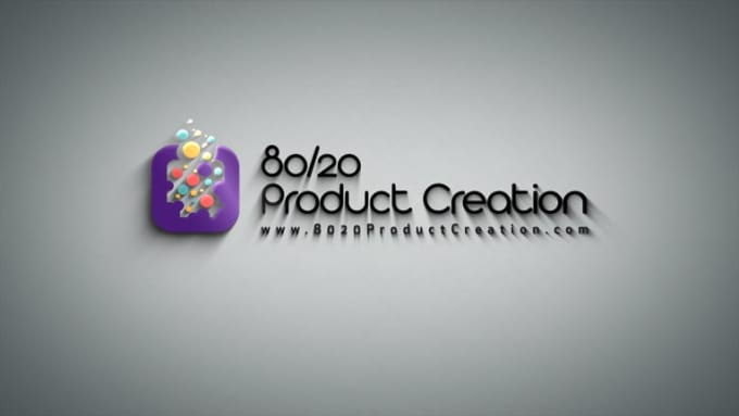 8020ProductCreation_intro