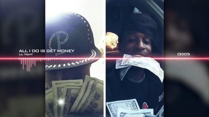 Lil Tight - All I Do Is Get Money 720p