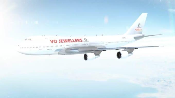 Aeroplane intro