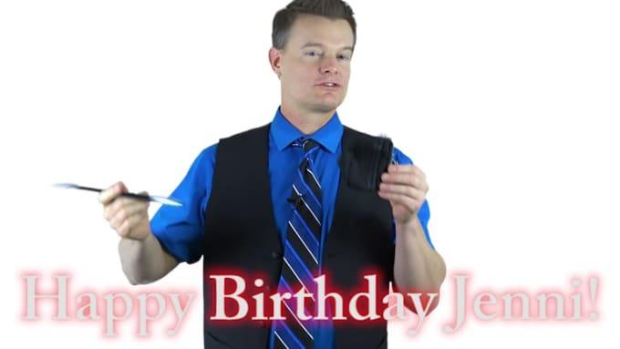 Jenni from Joe