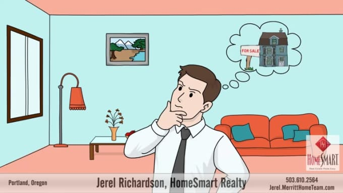 Real Estate Animation 2