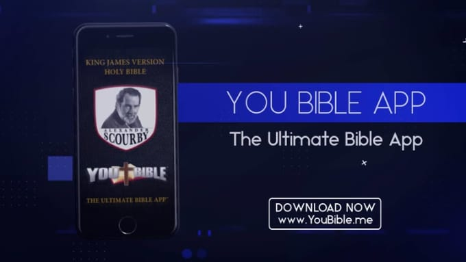 Youbible iPhone Trendy FULL HD A