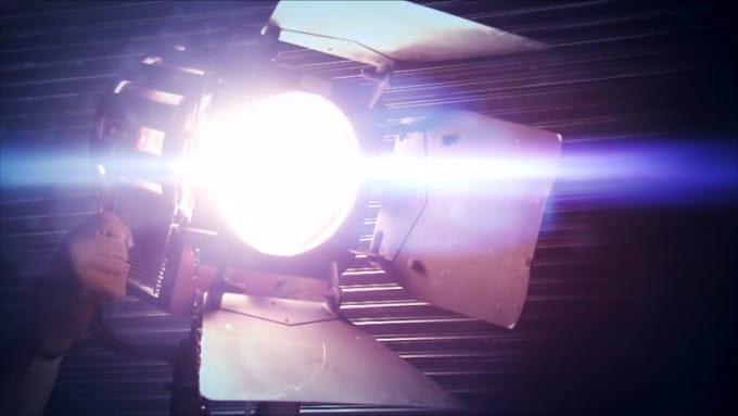 Film studio modified video
