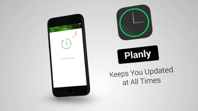 Planly iPhone Stylish FULL HD Bonus