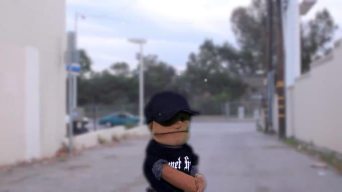 puppethood message gig for carma614 A