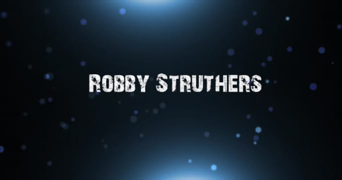 RobbyStruthers_Intro