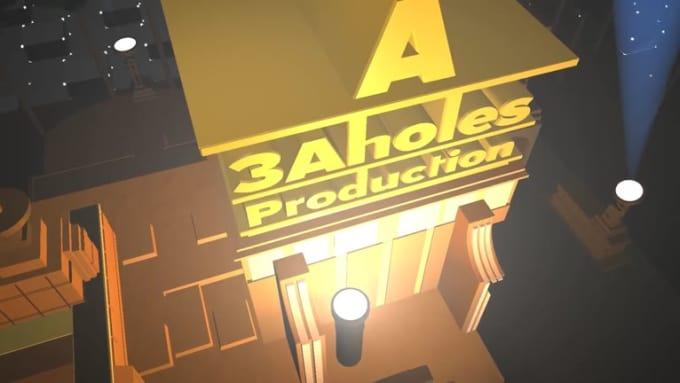 A 3Aholes Production - Intro