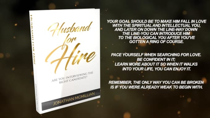 Husband for hire Book Promo REVISION 2