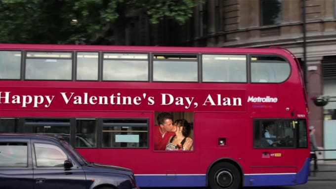 Happy Valentines Day, Alan