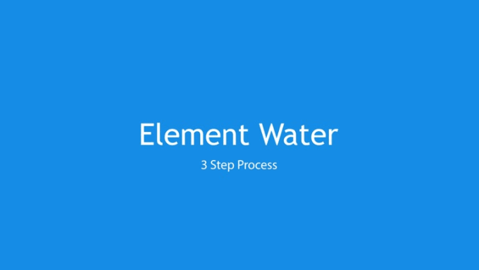 Element Water Video