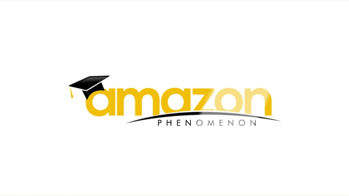Amazon Logo Animate 2