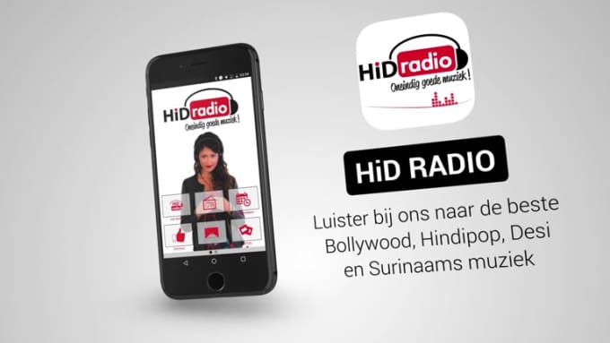 HiD iPhone Stylish Mobile App Promo Video Full HD Fixed