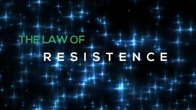 The Law of Resistence S5