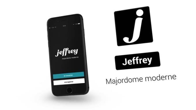 Jeffrey iPhone Stylish Mobile App Promo Video Full HD