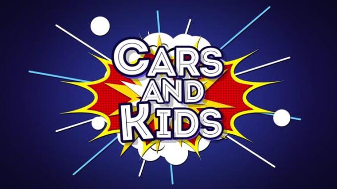 Cars and kids v2