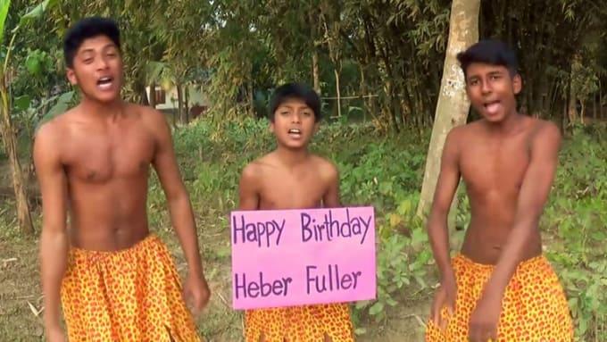 Heber Fuller