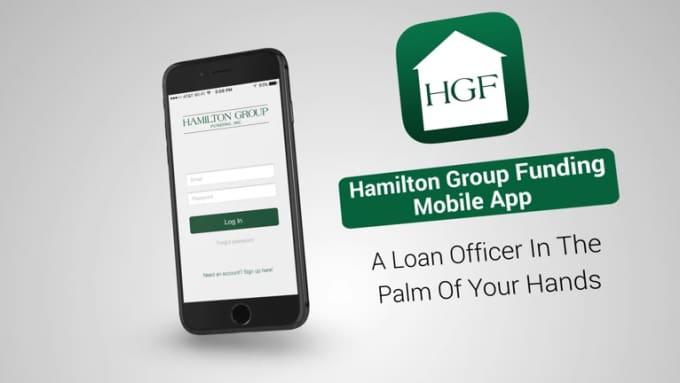 HGF iPhone Stylish Mobile App Promo Video Full HD_1