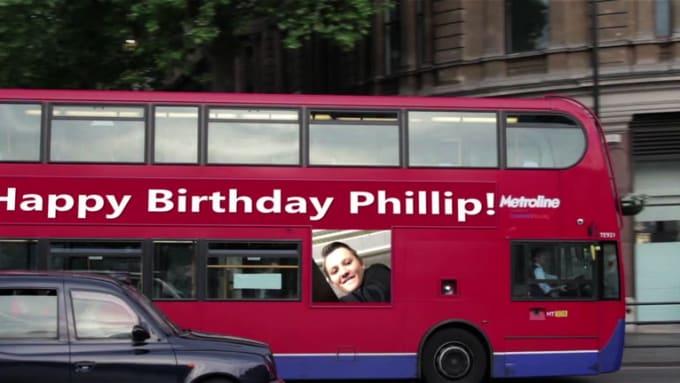 Happy Birthday Phillip!