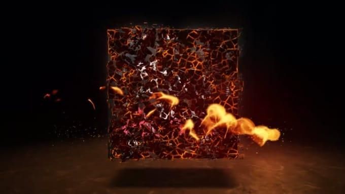 Burning Fire Intro