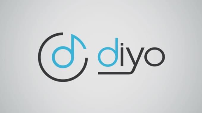Diyo Logo Animation