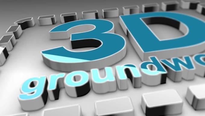 3D Groundworks