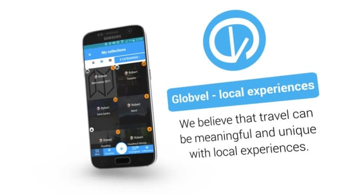 Globvel Android Stylish App Promo Video FULL HD