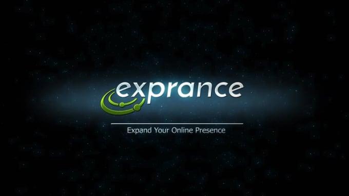Exprance Logo 4K
