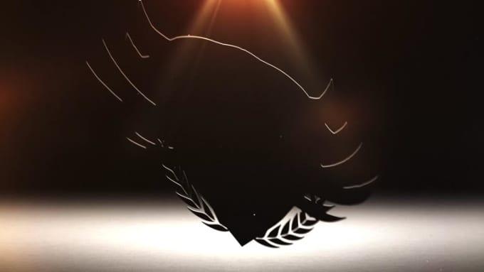 Redzovic Transformer Glitch Logo