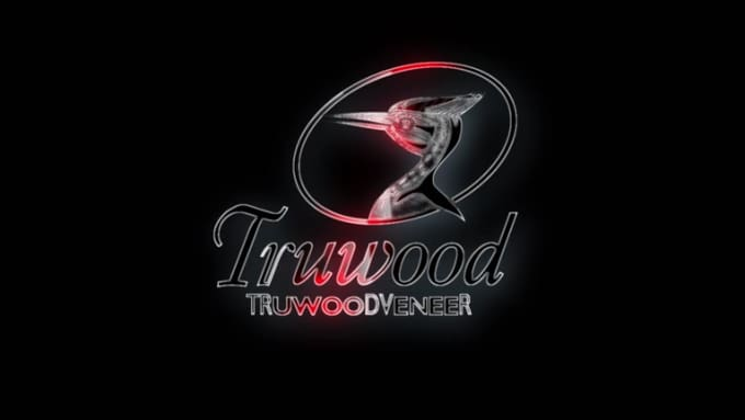 TruWoods Transforming Ultimate Logo