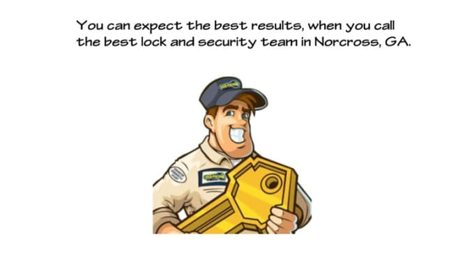 Locksmith Norcross