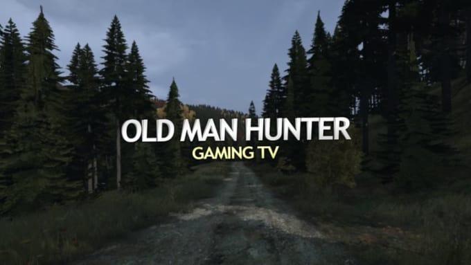 oldmanhunter intro video