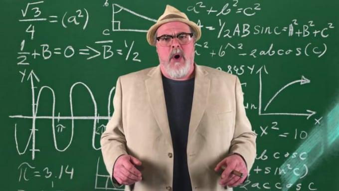 Αποτέλεσμα εικόνας για physicist angry blackboard