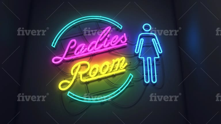 do best neon light animation logo and intro for you