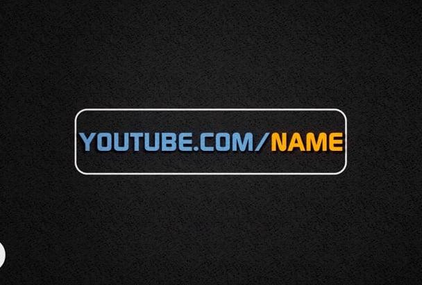 create 5 video intro animations