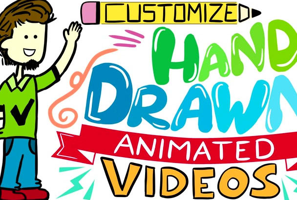 make animated whiteboard lyric video for your song