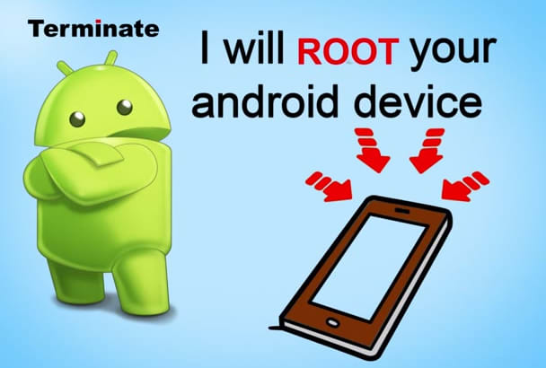 root your phone and fix any issues android