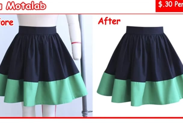do clipping path 20 images