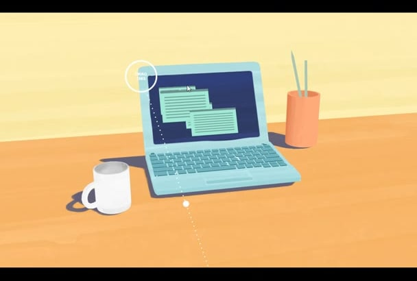work in javascript canvas, svg and animation