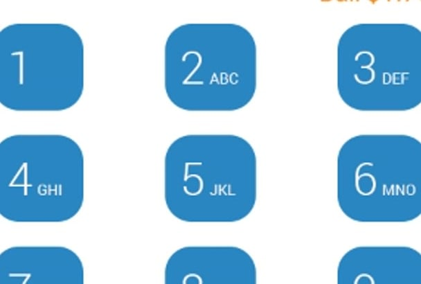 create voip dialer,sip dialer for android and ios